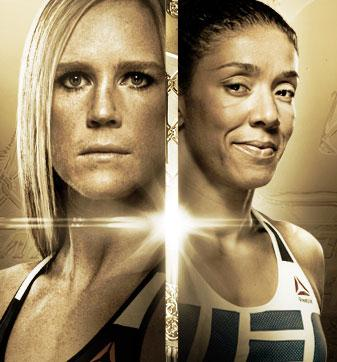 UFC 208 Holm vs de Randamie Live on Pay-Per-View