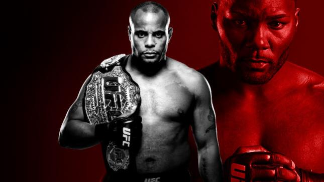 UFC 210 Cormier vs Johnson 2 Live on Pay-Per-View