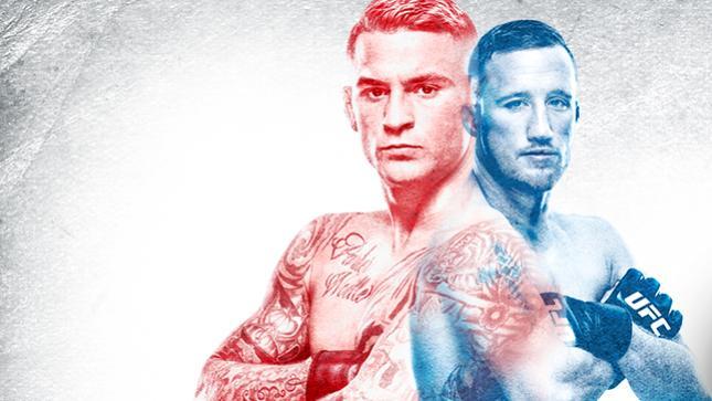 UFCファイトナイト・アリゾナ:ポワリエ vs. ゲイジー
