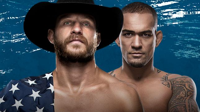 UFC Fight Night Cowboy vs Medeiros Live on FS1