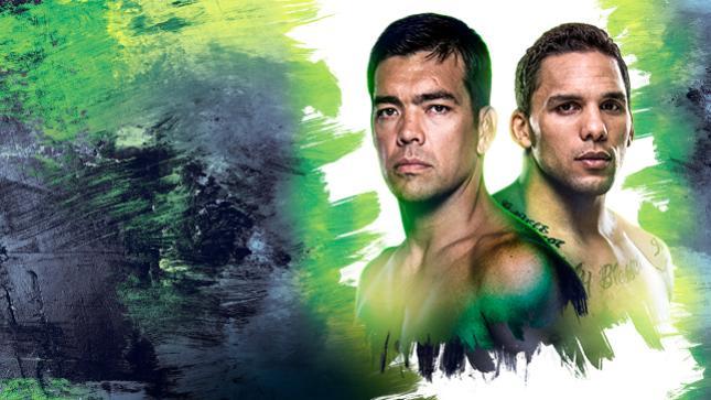 UFCファイトナイト・ベレン:マチダ vs. アンダース