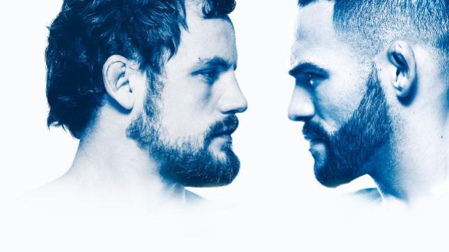 UFCファイトナイト・グラスゴー:ネルソン vs. ポンジニッビオ