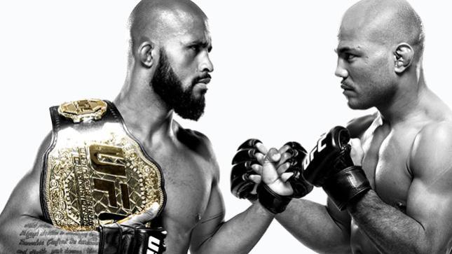 UFCファイトナイト・カンザスシティ:ジョンソン vs. ヘイス