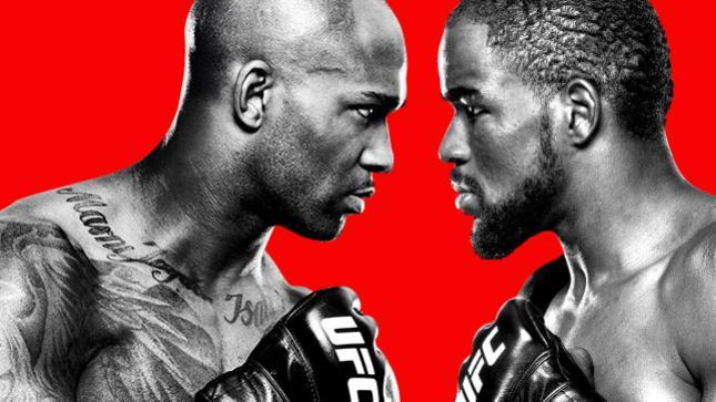 UFCファイトナイト:マヌワ vs. アンダーソン