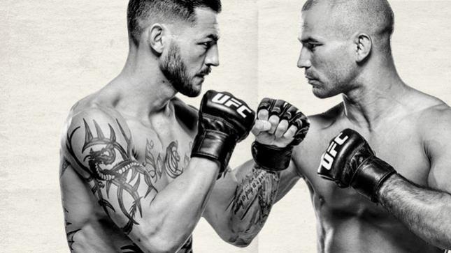 UFCファイトナイト・ナッシュビル:スワンソン vs. ロボフ