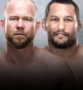 UFC Fight Night Cormier vs. Bader FOX Sports 1