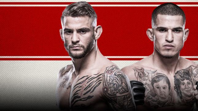 UFCファイトナイト・ノーフォーク:ポワリエ vs. ペティス
