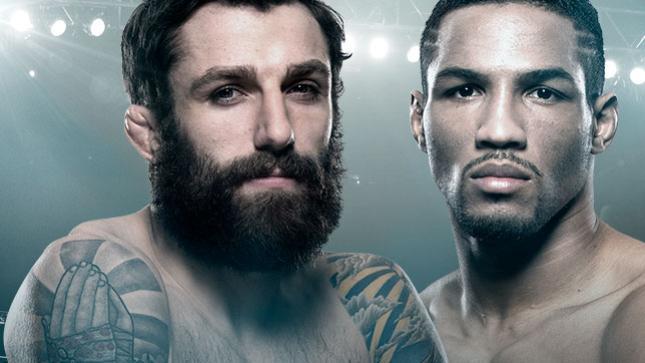 UFCファイトナイト・オクラホマシティ:キエーザ vs. リー
