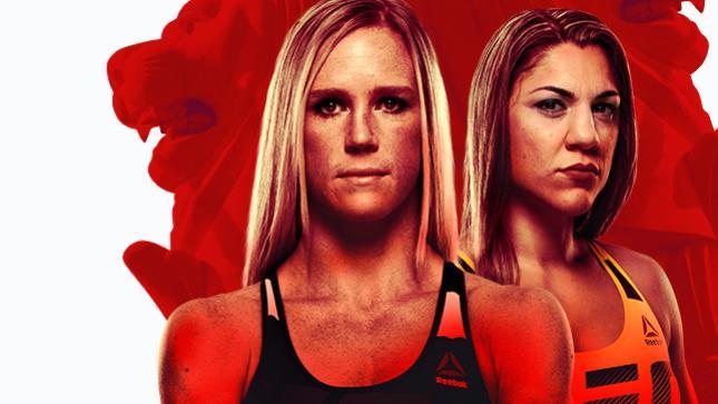 UFCファイトナイト・シンガポール:ホルム vs. コヘイア