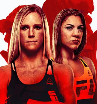 UFC Fight Night Holm vs Correia Live on UFC FIGHT PASS