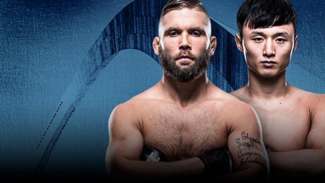 UFCファイトナイト・セントルイス:TBA vs. TBD