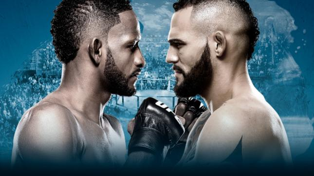 UFCファイトナイト・アルゼンチン:マグニー vs. ポンジニッビオ