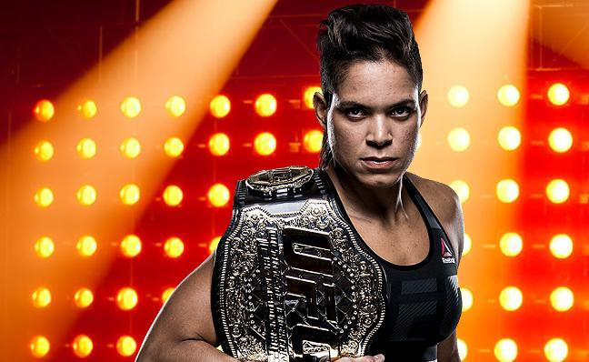 "Amanda Nunes - ""This is my time"""
