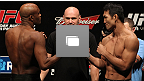UFC® RIO Weigh-In Gallery