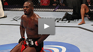 After making his first successful title defense, Jon Jones reflects on his submission victory over 'Rampage' Jackson, as well as the trash talk leading up to the bout.