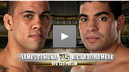 UFC® 135 Prelim Fight: James Te Huna vs Ricardo Romero