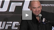 UFC 137 keeps on surprising... hear from Dana White, Nick Diaz, Cheick Kongo, Roy Nelson, Hatsu Hioki, Donald Cerrone and Bart Palaszewski at the post-fight press conference.