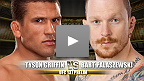 UFC® 137 Prelim Fight: Tyson Griffin vs. Bart Palaszewski
