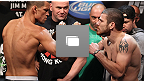 UFC® on FOX Diaz vs Miller Weigh-In Gallery