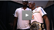 A very happy - and thankful - Anderson Silva talks about his win over Chael Sonnen, his love for both Brazil and America, and why all fighters need to respect each other.