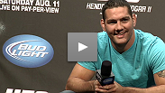 Watch the special UFC® Fight Club Q&A with middleweight contender Chris Weidman.