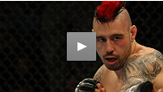 "UFC welterweight Dan Hardy prepares for his ""main event"" performance against Amir Sadollah at UFC on FUEL TV 5 taking place September 29 in his hometown."