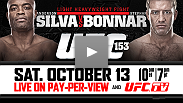 Listen to the live stream of the UFC 153 media conference call with Anderson Silva, Stephan Bonnar, Minotauro Nogueira, and Dave Herman today at 1/4pm PT/ET.