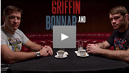 TUF legends and light heavyweights Forrest Griffin and Stephan Bonnar sit down to brainstorm ways for Bonnar to beat Griffin's former opponent Anderson Silva.