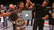 Benson Henderson retains the UFC lightweight title with a one-sided decision victory over Nate Diaz. The champ discusses his performance with Joe Rogan at UFC on FOX.