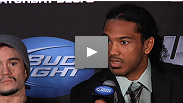 """Everyone on this dais fights aggressively."" Hear from Benson Henderson, Nate Diaz, Rory MacDonald and more at the UFC on FOX post-fight press conference."