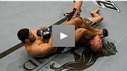 Rousimar changes things up at UFC® 84, using an armbar to submit veteran Ivan Salaverry.