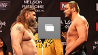 The Ultimate Fighter® Team Carwin vs Team Nelson Finale Weigh-In Gallery