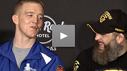 Watch the best clips from The Ultimate Fighter 16 Finale post-fight press conference.