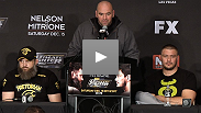 Hear what the stars of The Ultimate Fighter 16 Finale had to say during the post-fight press conference.