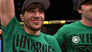 Welterweight TJ Waldburger and lightweight Rustam Khabilov talk about their stoppage victories at the Ultimate Fighter 16 Finale.