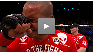 Featherweight Dustin Poirier and heavyweight Pat Barry give emotional speeches following their big wins at the Ultimate Fighter 16 Finale.