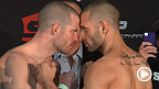 STRIKEFORCE: Marquardt vs. Saffiedine Weigh-in