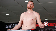 Josh Barnett discusses his first round victory over Nandor Guelmino - and his rough training camp - at Strikeforce: Marquardt vs. Saffiedine.