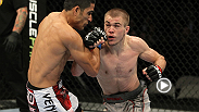Top contender Michael McDonald is excited to see how he matches up against the flashy moves of UFC interim bantamweight champion Renan Barao at UFC on FUEL TV 7.