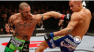 Cub Swanson talked with FUEL TV correspondent Gareth Davies after his thrilling victory over Dustin Poirier at UFC on FUEL TV 7. Swanson's huge win puts him in position to challenge the top contenders in the featherweight division.