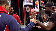 The final four competitors clash for a chance to be the next Ultimate Fighter, as Josh Samman faces Kelvin Gastelum, and Uriah Hall faces Dylan Andrews in the semifinals.