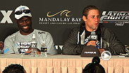 Watch the post-fight press conference for The Ultimate fighter 17 Finale.