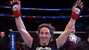 UFC bantamweights Sara McMann and Brian Caraway both score stoppage victories in their prelims on FX. Hear McMann's post-fight interview and see highlights from Caraway's battle.