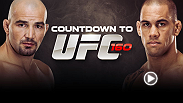 Light heavyweights Glover Teixeira and James Te Huna will battle it out in the Octagon at UFC 160.