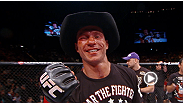 "Watch the post-fight interview of Donald ""Cowboy"" Cerrone after defeating KJ Noons in the main card's lightweight bout."