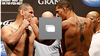 UFC 160: Weigh-in Photo Gallery