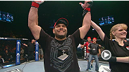 Lightweight Edson Barboza and heavyweight Gabriel Gonzaga get knockout victories at UFC 162 while middleweight Andrew Craig earns a split decision victory.  Hear their post-fight interviews.