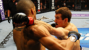 Rory MacDonald uses ground-and-pound to wrap up his breakthrough bout against powerful welterweight Che Mills.