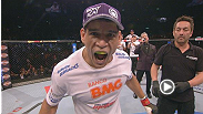 "Chalk up three more for Team Brazil as Cezar ""Mutante"" Ferreira gets a lightning-fast sub, John Lineker gets a TKO win and Thales Leites dominates over three rounds at UFC 163 in Rio."