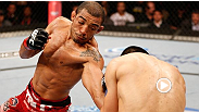 Featherweight champion Jose Aldo defends his title again - hear how he capitalized when he saw an opportunity against The Korean Zombie Chan Sung Jung.